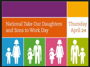 national take our daughters and sons to work