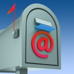 """E-mail Postbox Shows Sending And Receiving Mail"" by Stuart Miles FreeDigitalPhotos.net"